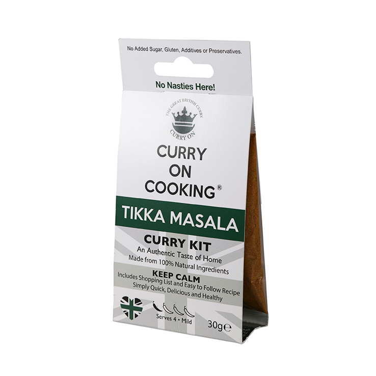Curry on Cooking Tikka Masala Curry Kit - Fodmap Foods
