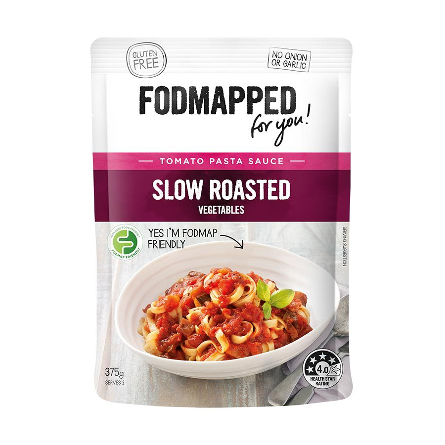 Fodmapped For You Slow Roasted Vegetable Sauce - Fodmap Foods