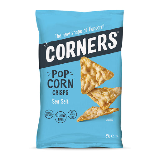 Corners PopCorn - Sea Salt 85g