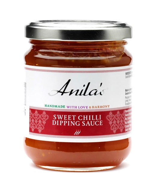 Anila's Sweet Chilli Dipping Sauce - Fodmap Foods