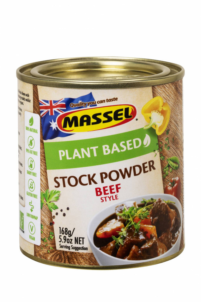 Massel Beef Style Stock Powder - Fodmap Foods