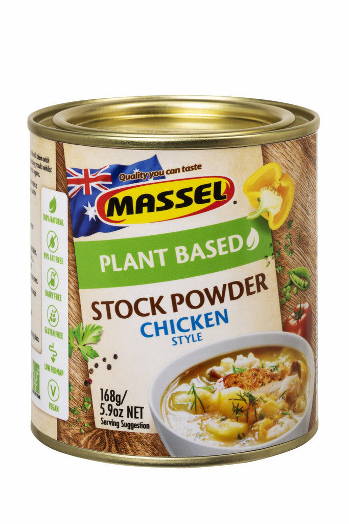 Massel Chicken Style Stock Powder - Fodmap Foods