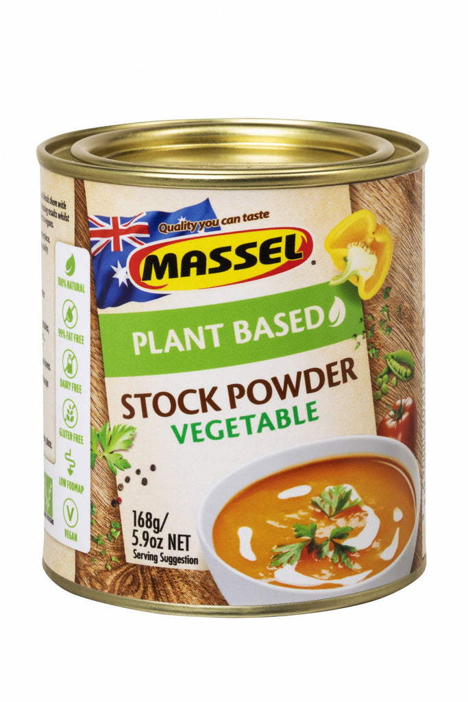 Massel Vegetable Stock Powder - Fodmap Foods