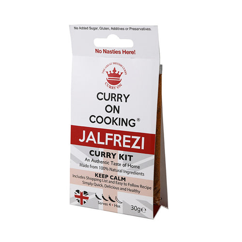 Curry on Cooking Jalfrezi Curry Kit