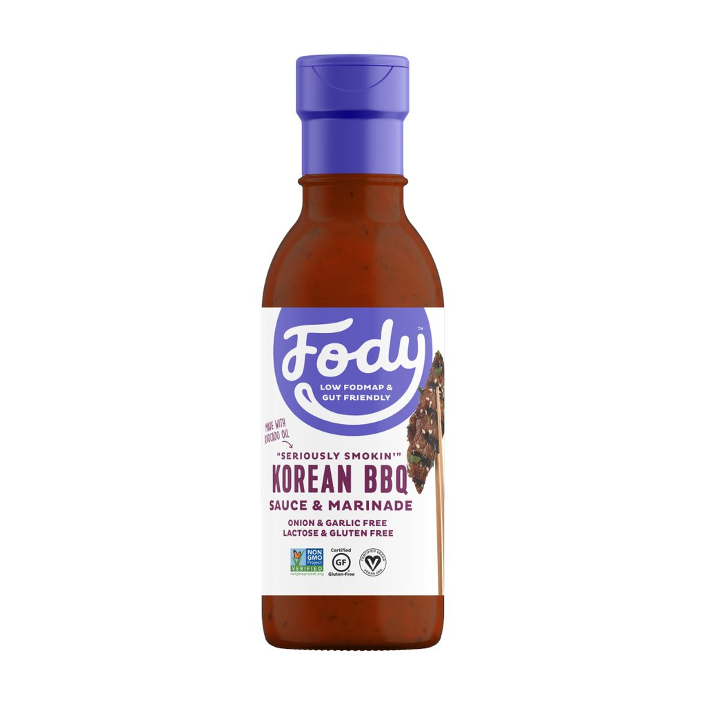 Fody Korean BBQ Sauce & Marinade - Fodmap Foods