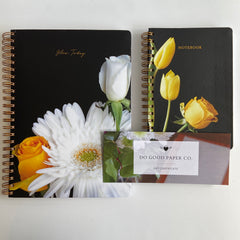 Floral notebook bundle
