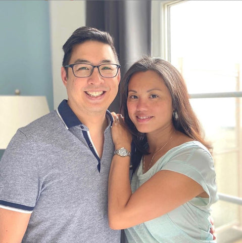Leslie and Richard Tan, co-founders of Do Good Paper Co.