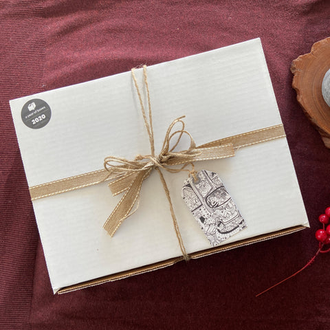 Winter 2020 edition subscription box donation to EveryMind