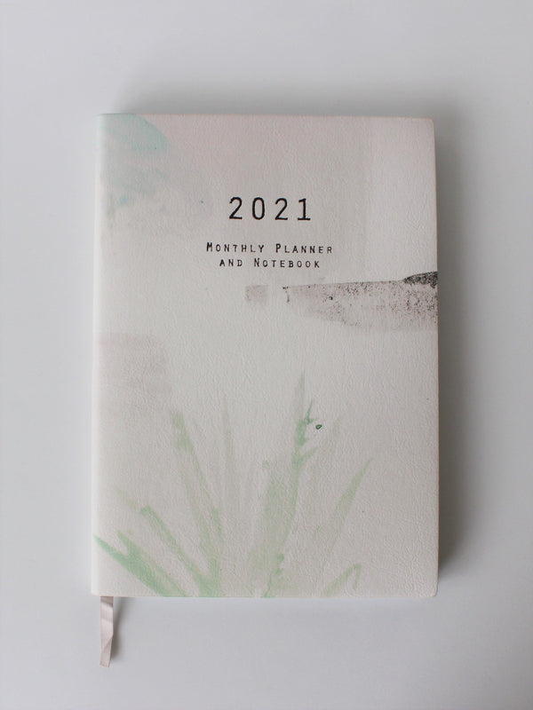Do Good Paper Co. 2021 Planner and Notebook