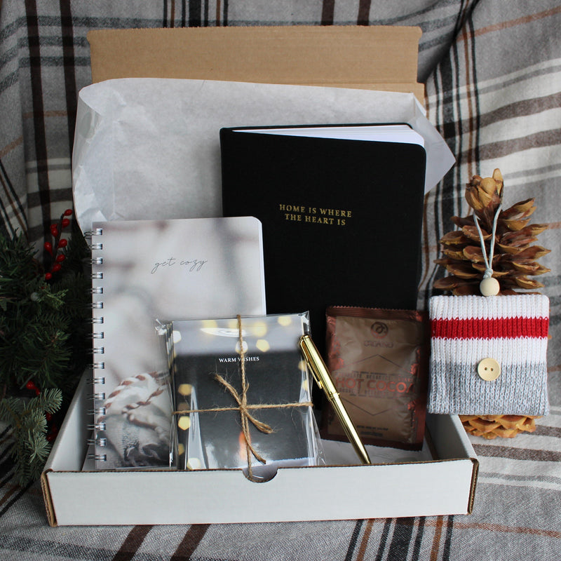 Winter 2019 edition subscription box, stationery gift box