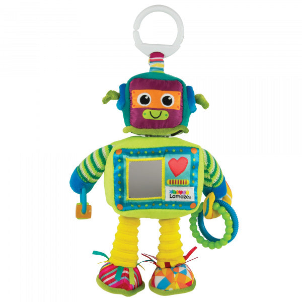 Rusty the robot - Lamaze