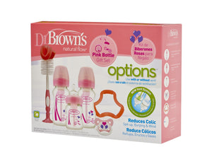 Giftset - Dr Brown - Rosa