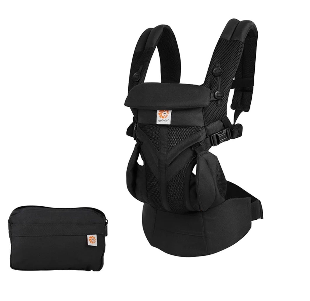 Egobaby Omni 360 Baby Carrier Cool Air Oxford