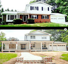 70s Exterior Home Remodel
