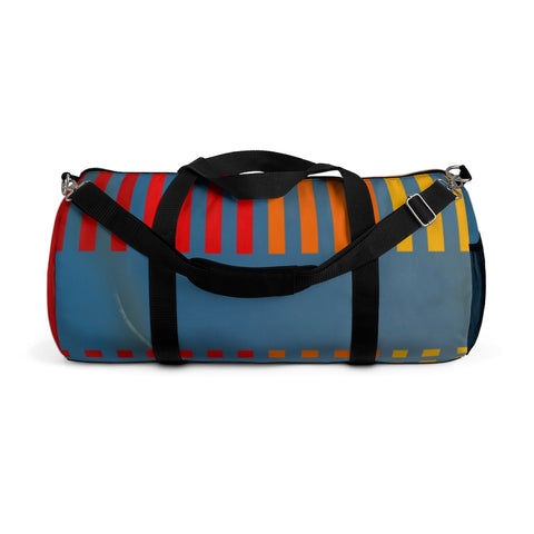 "Duffel Bag ""Fire"""