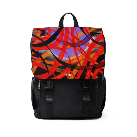 Chaos 3 Unisex Casual Shoulder Backpack