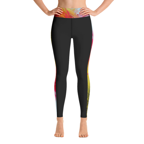 THINK Black Series #2 Yoga Leggings