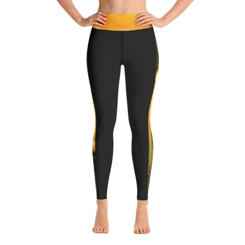 THINK Black Series #3 Yoga Leggings