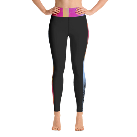 THINK Black Series #4 Yoga Leggings