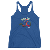 THINK Women's OM  Racerback Tank