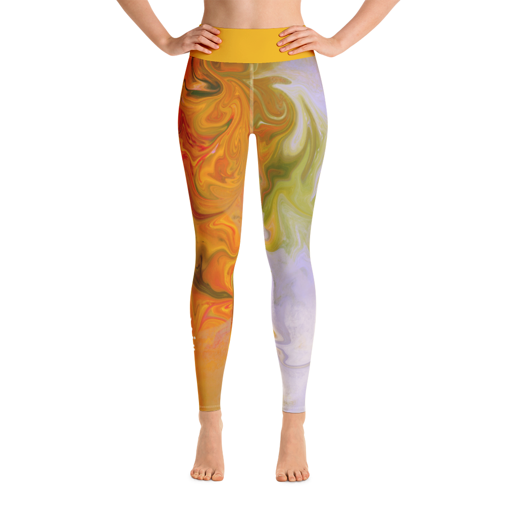 THINK Yoga Pants Liquid Collection 3