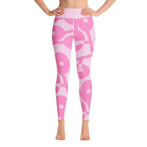 THINK Yoga Pants Bold Collection 4