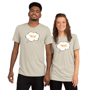 THINK Bubble Short sleeve t-shirt