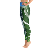 THINK Yoga Pants Flora Collection 8