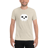 Skully White Short sleeve t-shirt