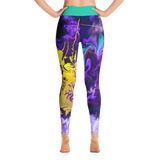 THINK Yoga Pants Ocean Collection 6