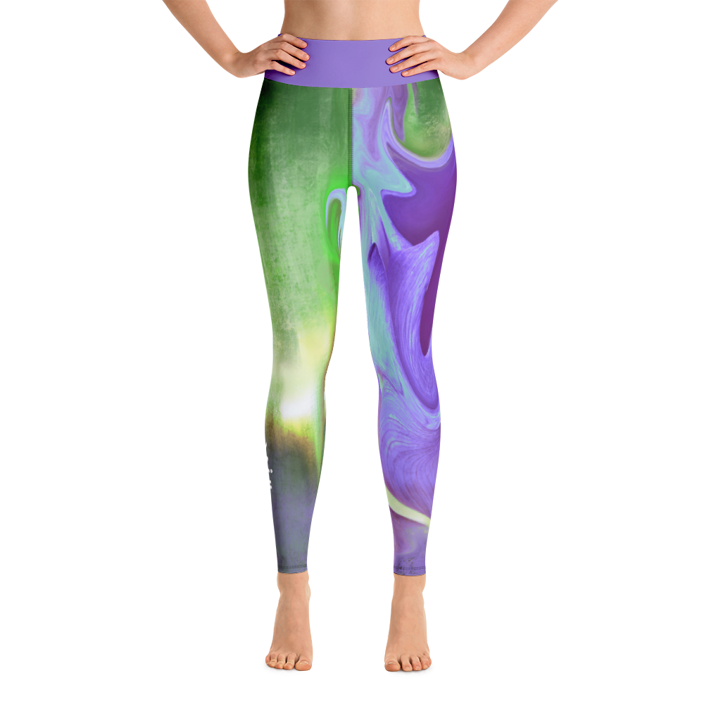 THINK Yoga Pants Liquid Collection 6