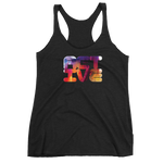 THINK Women's Active Racerback Tank