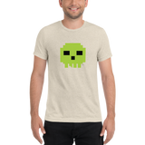 Skully Green Short sleeve t-shirt