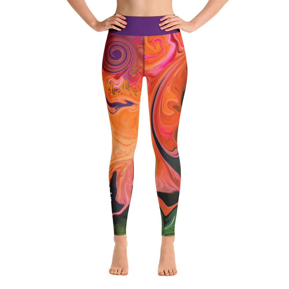 THINK Yoga Pants Liquid Collection 8