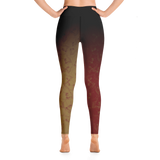 THINK Yoga Leggings Design 6 (skulls)