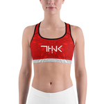 THINK Sports bra Red