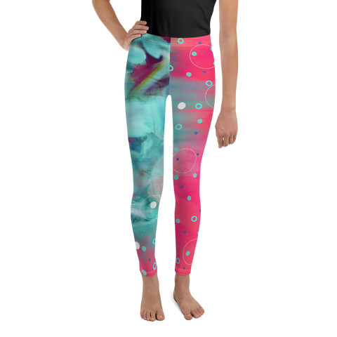 THINK GIRL Leggings 2