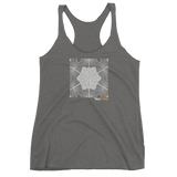 THINK Women's Tank Pattern 1
