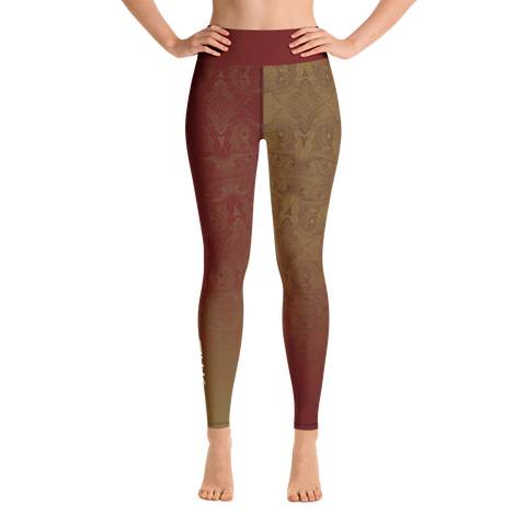 THINK Yoga Leggings Design 5