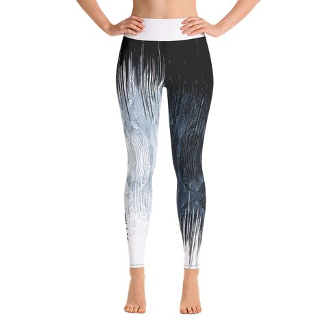 THINK Yoga Leggings Design 11