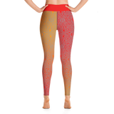 THINK Yoga Leggings Design 1