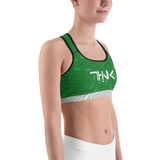THINK Sports bra Green