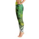 THINK Yoga Pants Flora Collection 6