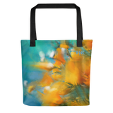 THINK Tote bag Floral Original 2