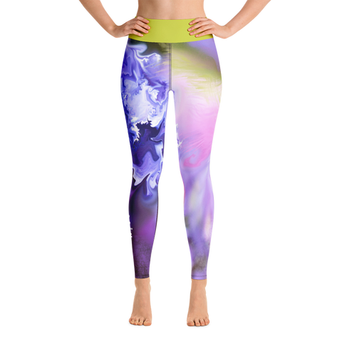 THINK Yoga Pants Liquid Collection 2