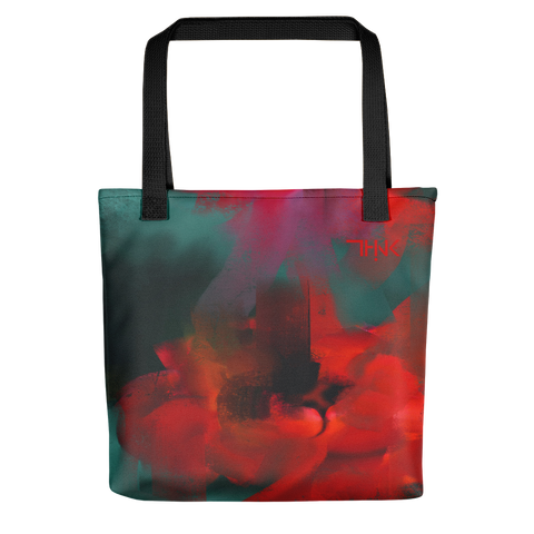 THINK Tote bag Floral Original 1