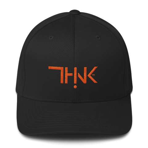 THINK FLEXFIT  Structured Twill Hat