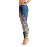 THINK Yoga Pants Ocean Collection 3