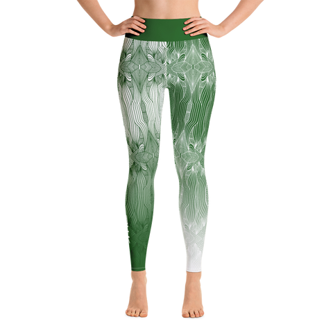 THINK Yoga Leggings Design 4
