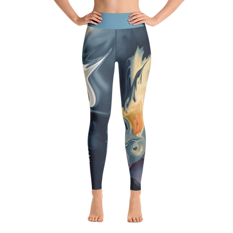 THINK Yoga Pants Liquid Collection 4